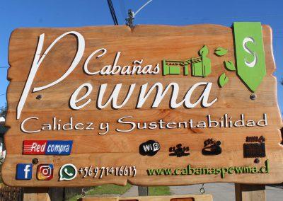 Cabañas Turismo Pewma Futrono